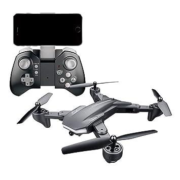 Drone Quadcopter WiFi Plegable con CáMara HD 4k Permitir Gestos ...