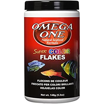 Amazon Com Omega One Super Color Pellets Sinking 16