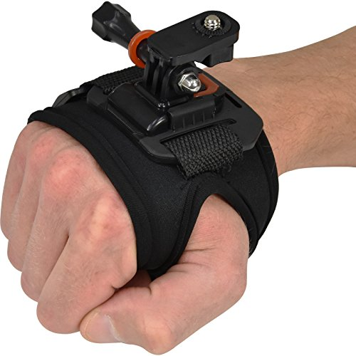 Vivitar Pro Series Hand / Wrist Mount for GoPro & All Action