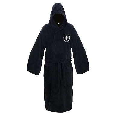 Amazon.com: Kasual Adult Unisex Hooded Bath Robe Halloween ...