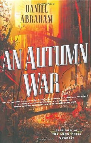 book cover of An Autumn War