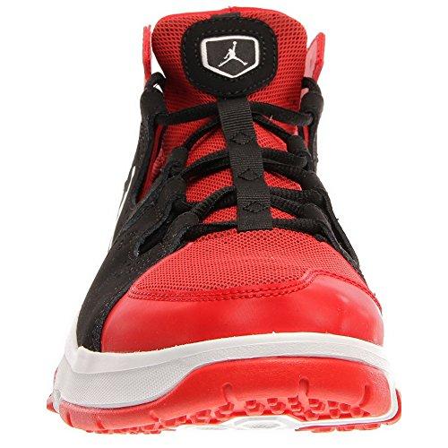 Black White Basketball Challenge Mens Legend TR Jordan Shoes Red 08f1nU