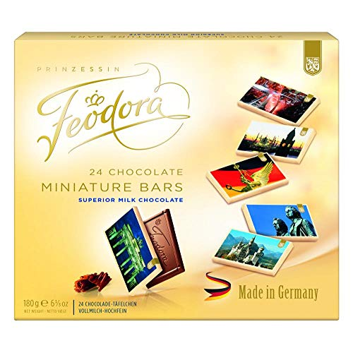 Feodora Made in Germany Chocolate Tablets