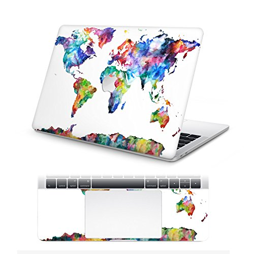 Macbook Sticker iCasso Protective ID Watercolor product image