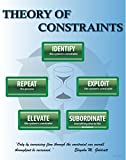 Theory of Constraints, 5 Focus Steps Poster, 22' X 28', Made in The USA