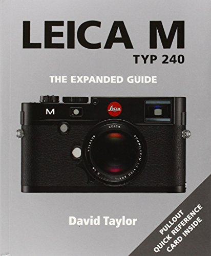 The 24-megapixel Leica M (Typ 240) is the latest digital rangefinder model that replaces the M9. Leica dropped the numbering system that has identified its rangefinders since the M3 was introduced in 1954, yet the simply elegance of its design still ...