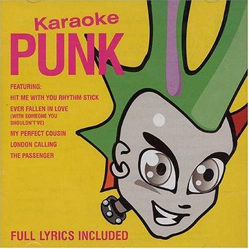 Karaoke: Karaoke Punk (Karaoke Punk)
