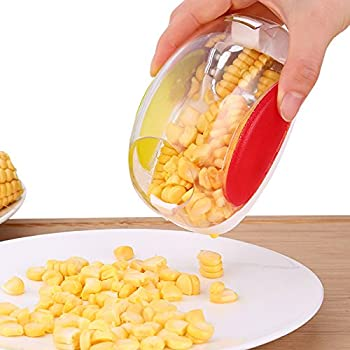 Everplus Corn Stripper Cob Cutter/Peeler/Remover/Shucker Kitchen Cooking Tools with Hand Protector