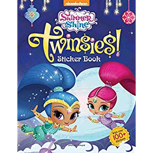 Twinsies – Sticker Book for...