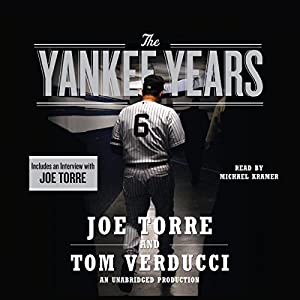 The Yankee Years Audiobook