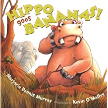 Hippo Goes Bananas! (Board Buddies)