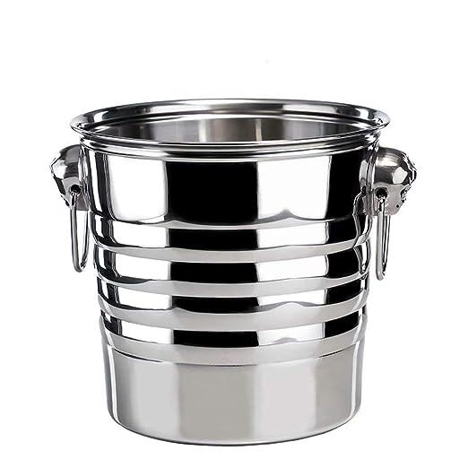 Compra Aiceb-Ice bucket Cubo de Hielo de Acero Inoxidable ...