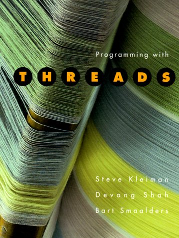 Programming With Threads by Prentice Hall