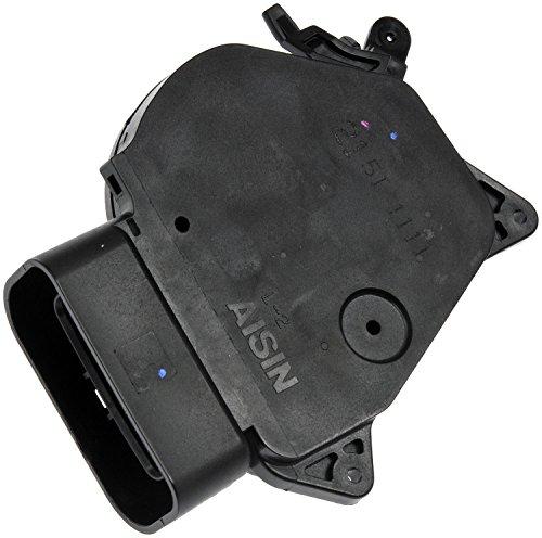 Dorman 746-614 Lexus IS300 Front Driver Side Door Lock Actuator Motor -