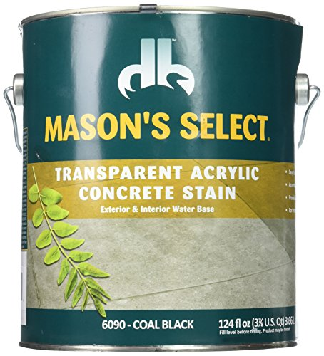 Duckback Products DB-6090-4 Mason Concentrate Stain, (Voc Conc Stain)