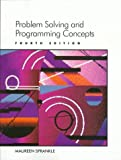 img - for Problem Solving and Programming Concepts book / textbook / text book