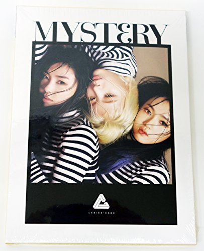 LADIES' CODE - MYST3RY (Single) CD + Photobook + Folded Poster by Polaris Entertainment