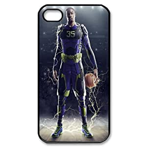 Superstar Kevin Durant phone Case Cove For Iphone 4 4S case cover FANS367004