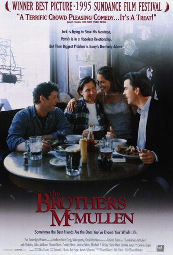 The Brothers Mcmullen 27X40 Double-Sided Reg Edward Burns Poster