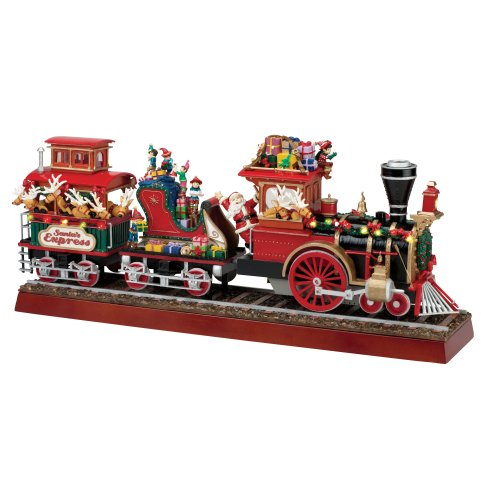 Mr. Christmas Santa s Express Christmas Train
