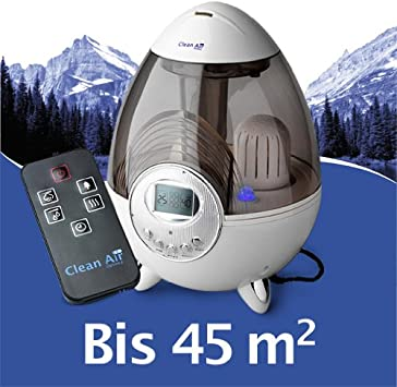 China Cool Mist Humidifier with Humidistat, Ionizer and 12