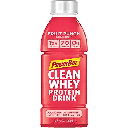 Rtd Fruit - Clean Whey Rtd 15g Fruit Punch