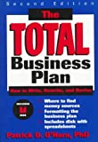 img - for The Total Business Plan: How to Write, Rewrite, and Revise book / textbook / text book
