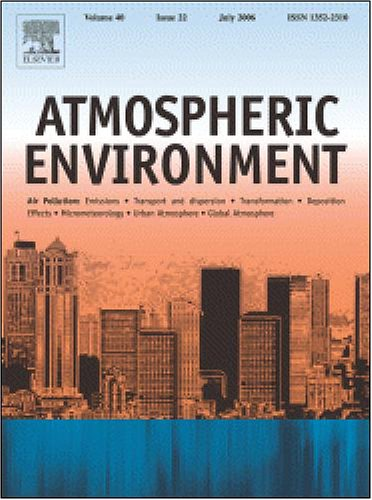 Impact of wood combustion on particle levels in a residential area in Denmark [An article from: Atmospheric Environment] ()