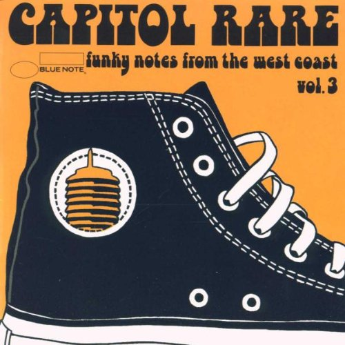 Capital Rare: Funky Notes From the West Coast, Vol. - Notes Capital