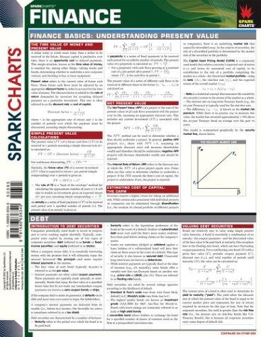 Download Finance (SparkCharts) pdf