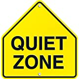 Quiet Zone: 2-sided Decoration