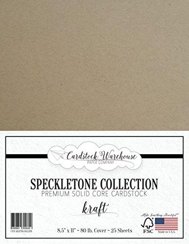 cardstock kraft 80lb cover buyer's guide