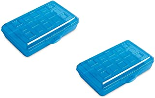 product image for Sterilite School Boxes (Pencil Box, Pack of 2) (17224812)