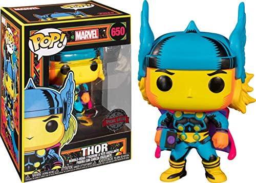 POP Funko Marvel 650 Thor Blacklight Special Edition