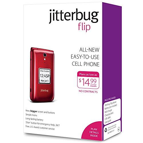 C Nbofh L on Jitterbug Cell Phone