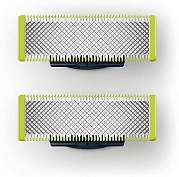 eurowebb cuchillas de repuesto para cortacésped ONEBlade (2pcs)–Cuchilla Alta Performance para una cortadora One Blade