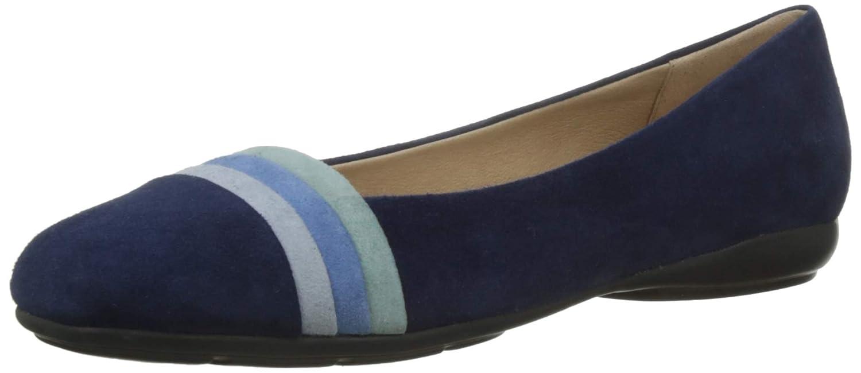 Bleu Bleu Bleu (bleu Avio C0226) Geox D Annytah A, Ballerines Femme 748