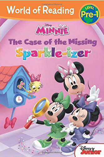Download World of Reading: Minnie The Case of the Missing Sparkle-izer: Level Pre-1 pdf epub