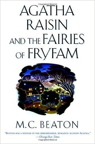 Book Agatha Raisin and the Fairies of Fryfam (Agatha Raisin Mysteries, No. 10)