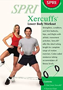 SPRI Xercuffs Fitness Equipment
