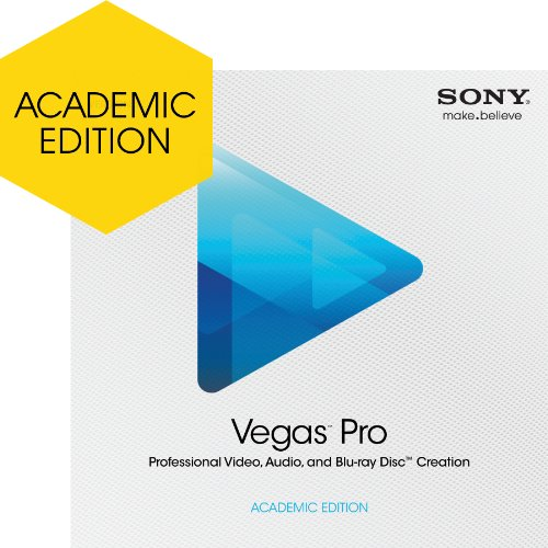 Sony Vegas Pro 12 - Academic Version [Download] by Sony