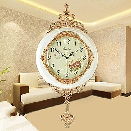 Tavoli Da Giardino Antichi.Andea Orologi Grandi Antichi Living Wall Clock Camera Muto