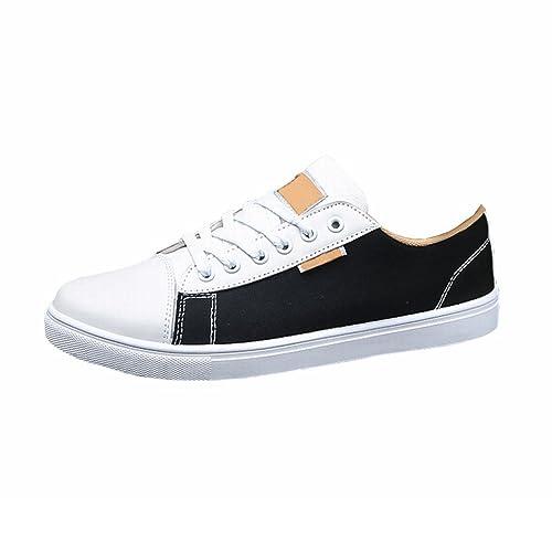 Jóvenes De Casual Tela Calzado Hombres Liuxueping Zapatos Xq8wvcU