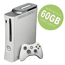 Microsoft Xbox 360 Go Pro Console Bundle (Original & Rare White Jasper)
