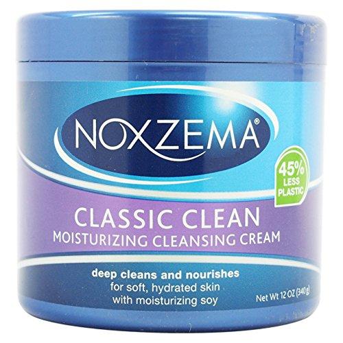 Noxzema ユニセックスディープクレンジングクリームプラスモイス12オズ B073PDMK3Y