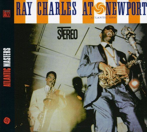 CD : Ray Charles - At Newport (CD)
