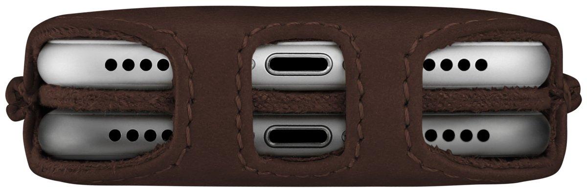 ullu Sleeve for iPhone 8 Plus/ 7 Plus - Oldie Brown UDUO7PPL16 by ullu (Image #4)