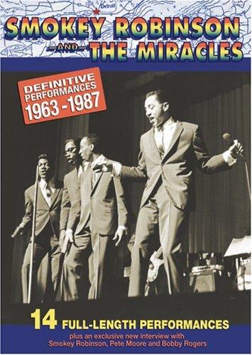 Smokey Robinson: The Definitive Performances - Stores Robinson