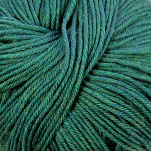 Sport Weight Wool Yarn (Cascade Yarns 220 Superwash SPORT Heather #859 - LAKE CHELAN)