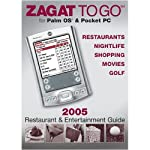 ZAGAT SURVEY Zagat to Go 2005